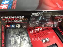 100 14 Truck Tires Tamiya 56348 RC MercedesBenz Actros 3363 6x4 GigaSpace 1 Scale