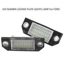 ford focus number plate lights ebay