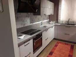 bauformat musterküche mattlack küche große u form für 8900