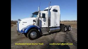 For Sale 1999 Kenworth T800 Used Truck Pro 866-481-8543 - YouTube