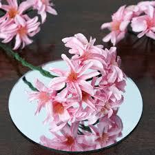 72 Mini Craft Paper Lilies Flowers Wedding DIY