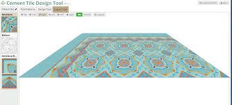 encaustic cement tile floors concretecottage