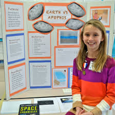 Galactic Curiosity Fifth Grade Student Charts A Science Course