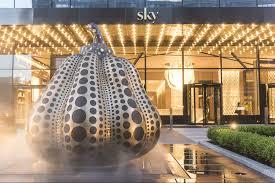 Yayoi Kusama Pumpkin Sculpture by Q U0026a Japanese Artist Yayoi Kusama U0027s Vision For Her Commissioned