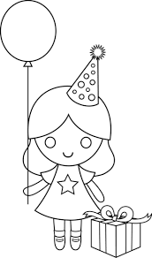 Birthday Drawing For Kids