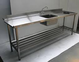 table cuisine inox cuisine inox pour les professionnels