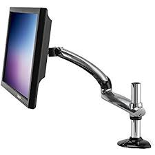 Lx Desk Mount Lcd Arm Amazon by Amazon Com Hp Single Monitor Arm Electronics