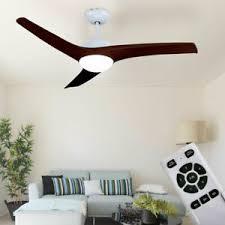 details zu led decken ventilator leiser mit fernbedienung küchen le schlafzimmer leuchte