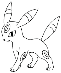 Pokemon Coloring Pages Eevee Colouring Go