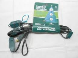 Image Is Loading CHRISTMAS TREE LIGHT CONTROLLER NEW