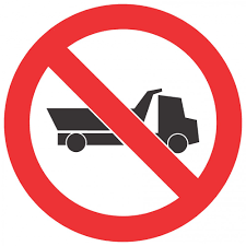 No Entry For Heavy Vehicles - Prohibitory Safety Sign This Sign Says Both Dead End And No Thru Trucks Mildlyteresting Fork Lift Sign First Safety Signs Vintage No Trucks Main Clipart Road Signs No Heavy Trucks Day Ross Tagg Design Allowed In Neighborhood Rules Regulations Photo For Allowed Meashots Entry For Heavy Vehicles Prohibitory By Salagraphics Belgian Regulatory Road Stock Illustration Getty Images