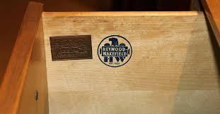 for identifying vintage heywood wakefield furniture