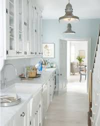 light blue walls in kitchen 13439