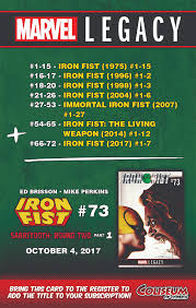 Marvel Legacy Numbering Guides