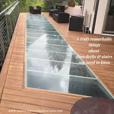 Dont Settle For A Dark Patio Underneath Your Deck Any Longer Learn 6 Remarkable Facts About Glass 1s 0004 Months 3 Weeks Ago