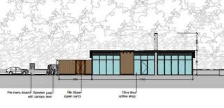 Starbucks Drive Thru Design Drawings