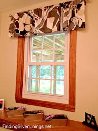 Pennys Curtains Valances by How To Make A Valance From A Really Long Curtain Finding Silver