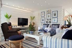 Coastal living area rugs room stripes design black beige white and