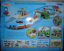 Thomas The Train Tidmouth Shed Instructions by Thomas And Cranky Deluxe Action Set Thomas And Friends
