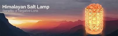 Himalayan Salt Lamp Amazon by Amazon Com Decolighting Hy 02 Salt Lamp Himalayan Salt Lamp