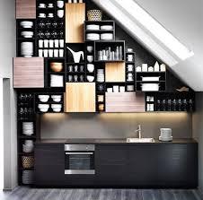 dachschrä richtig nutzen küchen design magazin