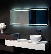 beleuchtete badspiegel glas spiegel stefan wiesner