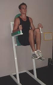 Hanging Leg Raisescaptains Chair Abs by Exercise 2 Captain U0027s Chair Leg Raise Live Healthy