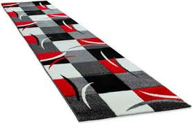 läufer 665 paco home rechteckig höhe 17 mm teppich läufer kurzflor gewebt 3d design karo muster