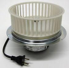 Nutone Bathroom Exhaust Fan Motor Replacement by Nutone Fan Motor Ebay