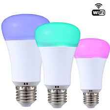 aliexpress buy xenon wifi smart r60 led light bulb dimmable