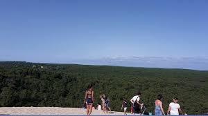 coucou les amies trop top la dune du pyla à voir mais prendre les