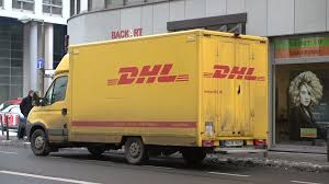 DHL Delivery Truck Sitting On Downtown Street Of Berlin Germany ... Playmobil Dhl Delivery Van Post Truck In Exeter Devon Gumtree Standalone Trailer Mod For Ats American Simulator 04 Semi Trailer Lego This Next Truck My Flickr On Motorway Editorial Photo Image Of German 123334891 Full Wrap Install Dpi Wrapscom Mercedes Caught Borrowing Dhls Electric Using It Skin Scania Euro 2 Bruder Falls Into Water Youtube Reefer Semitrailer Dhl Stock Photos Royalty Free Images