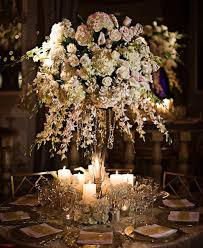 The Aesthetic Appeal Of Tall Centerpieces