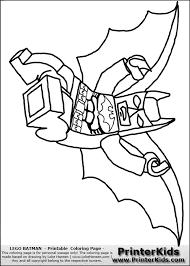 Lego Batman Coloring Pages 24430