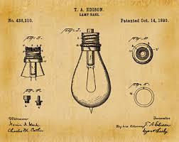 edison light bulb etsy