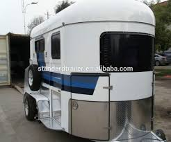 100 Custom Travel Trailers For Sale Hot Australia 2 Horse Straight Load Trailer Camping