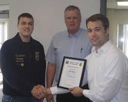 100 Wallwork Truck Center Bismarck Awards FFA Scholarship Prairie
