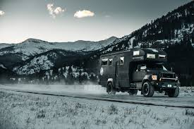 100 Off Road Truck Camper EarthRoamer The Global Leader In Luxury Expedition Vehicles