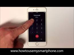 How to Check Voicemail iPhone 6