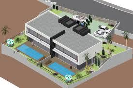 100 Semi Detached House Design Modern T3 New Of 170 M2 On 310 M2 Of