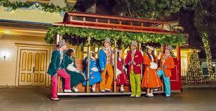Halloween Haunt Kings Island Dates by Holly Jolly Trolley Winterfest Attractions Kings Island