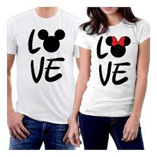 amazon com picontshirt love mm couple t shirts clothing