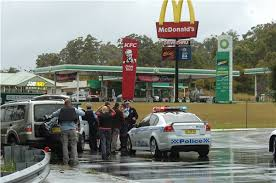 siege mcdonald siege ends at port service centre port macquarie