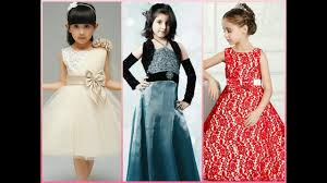 Latest Stylish Kids Party Wear Dresses