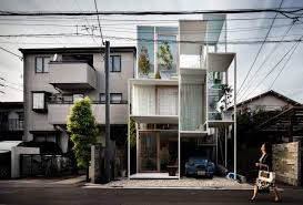 100 House Na Unique Tokyo S Add Individual Touch To City Landscape