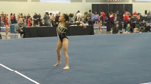 perfect 10 floor routine level 7 usag floor routine hanh hoang