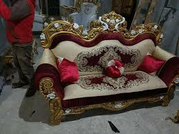 3 3 1 1 tisch barock klassisch in rot gold möbel versac edel neu