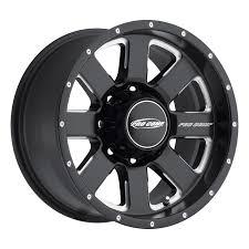 100 Discount Truck Wheels Pro Comp 83 MultiSpoke Machined Tire