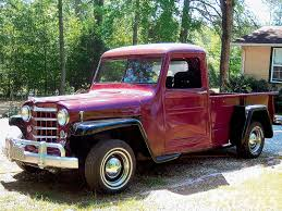 1961 Willys Truck Parts