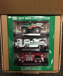 UPC 729071000237 - Hess 2017 Three Piece Mini Truck Set In Box ... Hess Toy Fire Truck 2015 And Ladder Rescue On Sale Amazoncom 2013 Tractor Toys Games 2000 Mib Ebay Miniature Hess First In Original Unopened Box New 2010 Mini 18 Wheel 13th The Series Value Of Trucks Books Price Guides 1999 And Space Shuttle With Sallite 1980 Traing Van 1982 2011 Flat Bed Race Car Lights Sounds Toys Values Descriptions 2017 Dump Loader